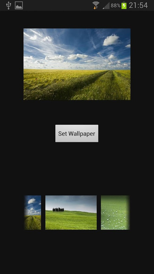 Galaxy S3 Wallpapers - screenshot