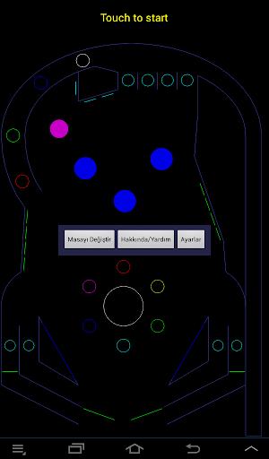 【免費動作App】İlginç Pinball Oyunu-APP點子