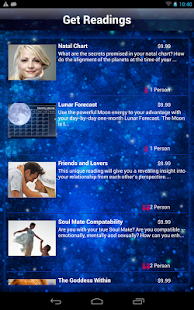 Horoscopes by Astrology.com - screenshot thumbnail