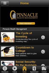 Pinnacle Wealth Management- screenshot thumbnail