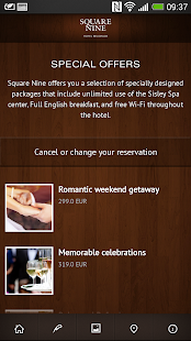 Square Nine hotel- screenshot thumbnail