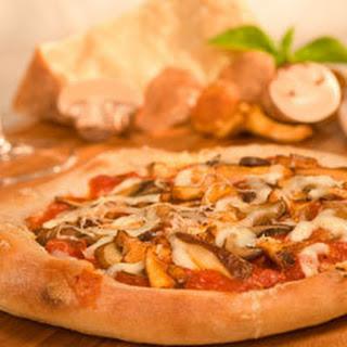 Wild Mushroom Pizzettas