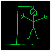 Neon Hangman