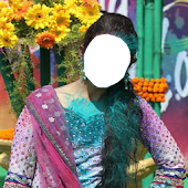 Holi Garba Face Changer