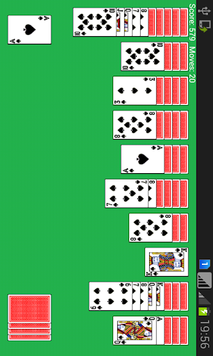 spider solitaire the card game 1.6 screenshots 3