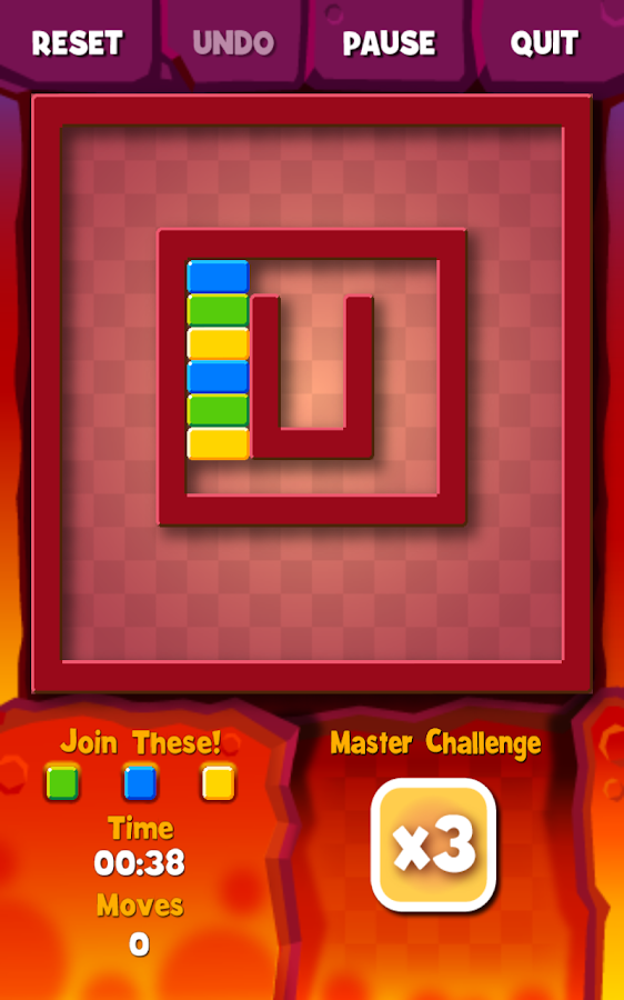 Denki Blocks! Deluxe (Tablet)- screenshot