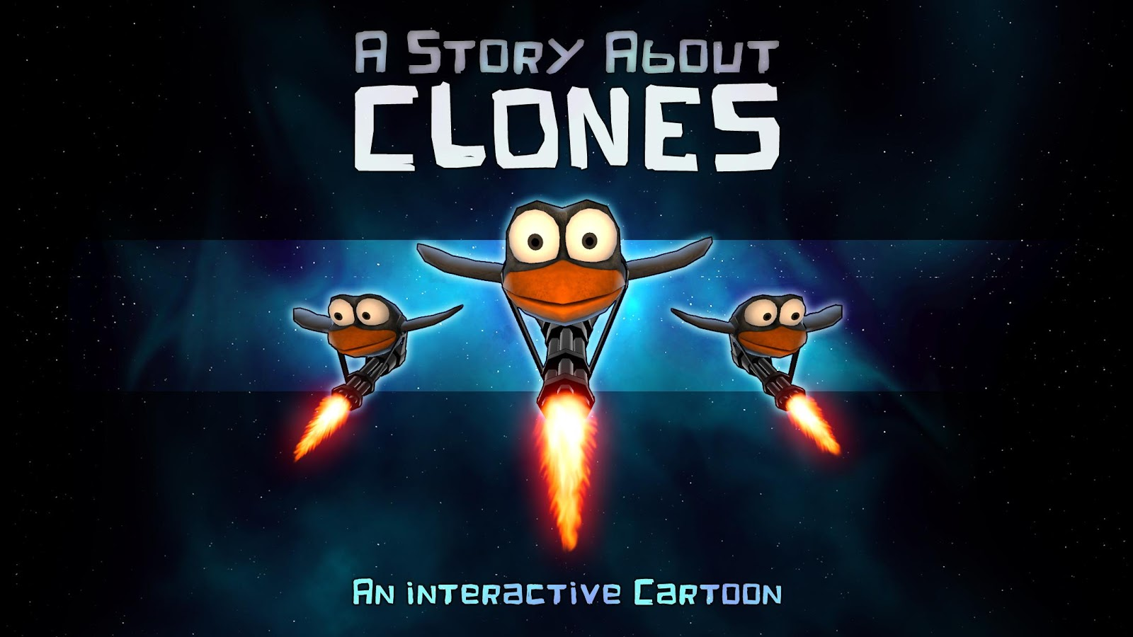 A Story About Clones FREE- screenshot
