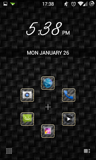 SL Carbon Theme