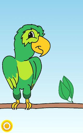 Talking Parrot