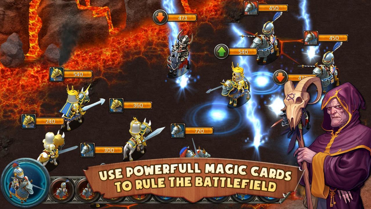 Kingdoms & Lords screenshot #12