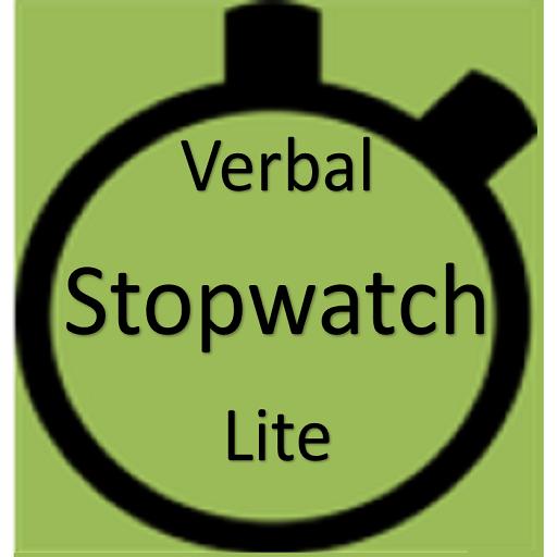 Verbal Stopwatch Lite 健康 App LOGO-硬是要APP