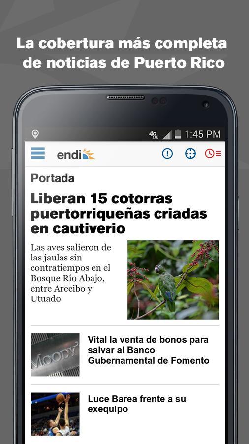 El Nuevo Día - screenshot