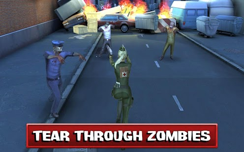 Dead Route - screenshot thumbnail