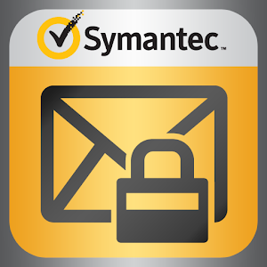 Symantec Secure Email 商業 LOGO-玩APPs