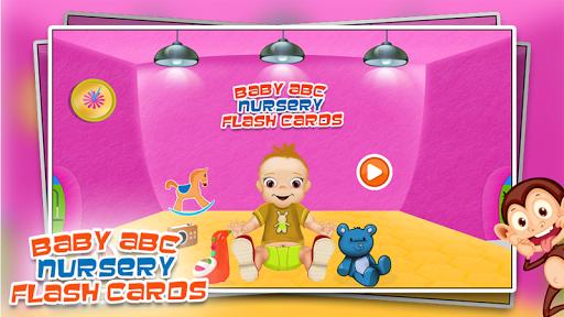 赤ちゃんABCの保育園フラッシュカード