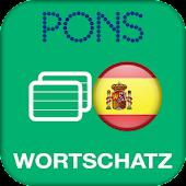 PONS Spanisch Wortschatz