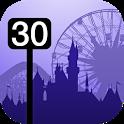 Disneyland Wait Times icon