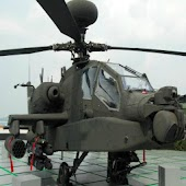 Combat Helicopter Attack