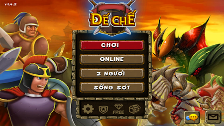Đế Chế Online - De Che AoE 1.4.6 screenshot 9055