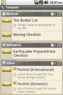 Checkmark To Do & Task List - screenshot thumbnail