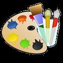 Art Kids Drawing icon