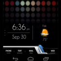 Dreamlife Clock uccw skin icon