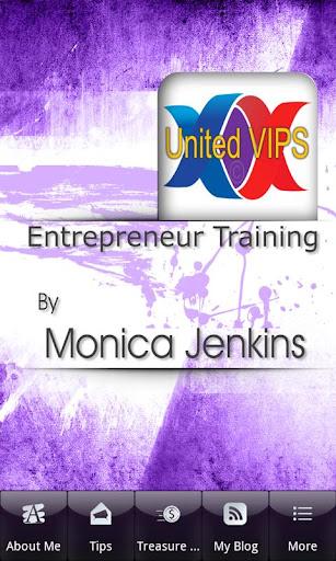 【免費教育App】Monica Jenkins-APP點子