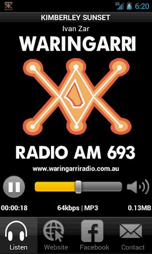 6WR Waringarri Radio