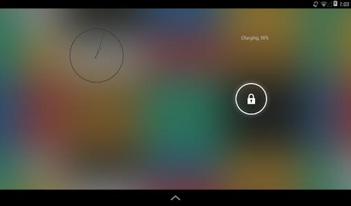 個人化必備APP下載|Ultra Thin Clock Widgets 好玩app不花錢|綠色工廠好玩App