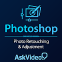 Retouching in Photoshop CC icon