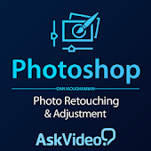 Retouching in Photoshop CC