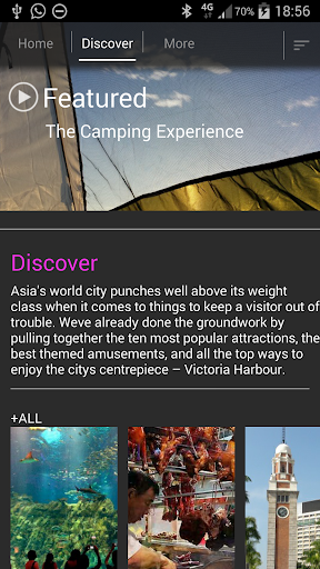 【免費旅遊App】Hong Kong Travel (HKT)-APP點子