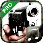 Guns Sounds Pro icon