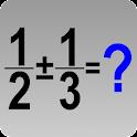 OMS Калькулятор Дробей Pro icon