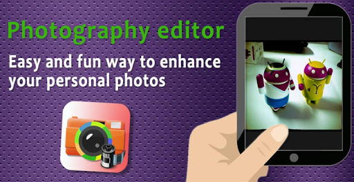 Photography editor