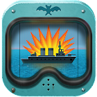 You Sunk - Submarine Torpedo Attack icon