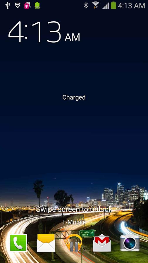 Timelapse Live Wallpaper - screenshot