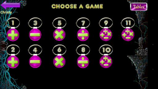 SEDA Math Games
