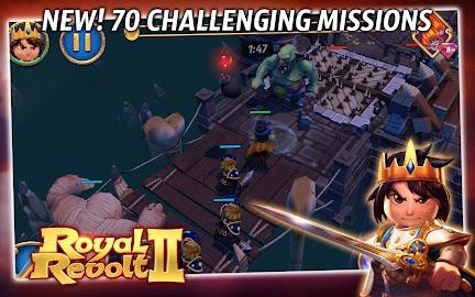 Royal Revolt 2 Screenshot 29