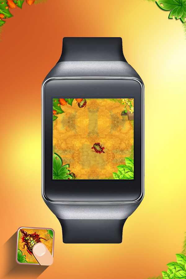 I Fear No Weevil- Android Wear- screenshot
