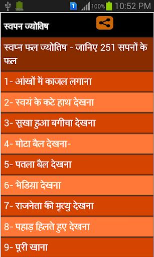 Swapan Jyotish - dream astro