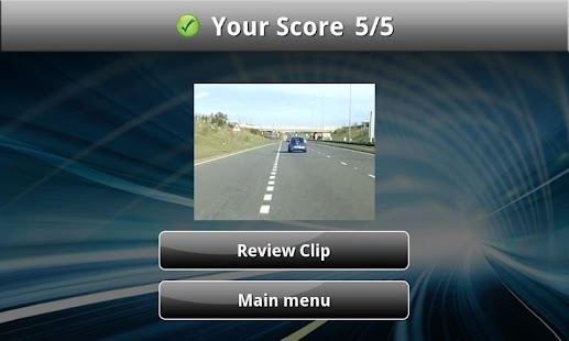 Hazard Perception Test Vol. 1- screenshot thumbnail