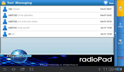 【免費通訊App】radioPad Bluetooth-APP點子