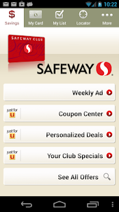 Safeway - screenshot thumbnail