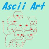 Ascii Art(Japan Style)