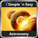 Astronomy by WAGmob logo