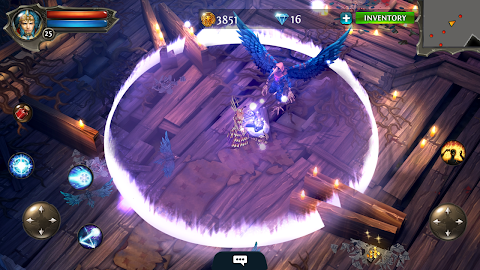 Dungeon Hunter 4 Screenshot 6