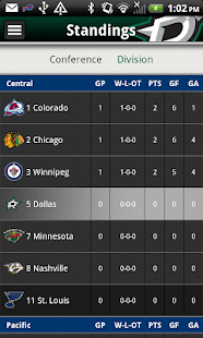 Dallas Stars Official App - screenshot thumbnail