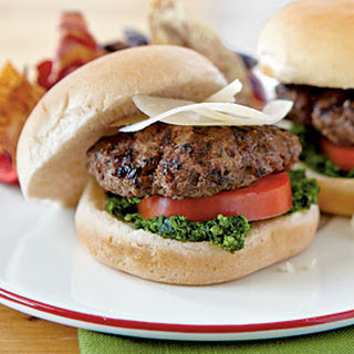 Pesto Sliders
