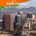 Phoenix Street Map logo